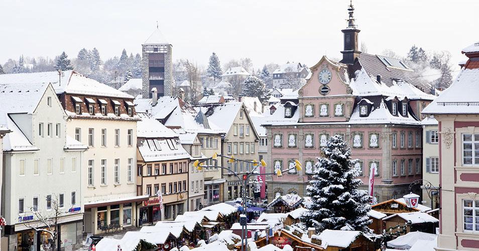 Schwäbisch Gmünd Weihnachtsmarkt.Lions Club Limes Ostalb